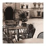 Caffè, Toscana Prints by Alan Blaustein