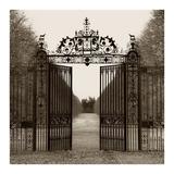 Hampton Gate Posters par Alan Blaustein