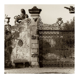 Tuscan Gate Affiches par Alan Blaustein