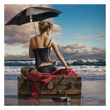 On the Edge of the World Prints by Paul Kelley