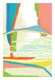Deconstructed Landscape 3 Affischer av Jan Weiss