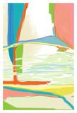 Deconstructed Landscape 3 Poster af Jan Weiss