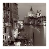 Ponte Accademia Art by Alan Blaustein
