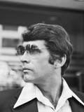 Portrait Profile Man Wearing Aviator Sunglasses Photographic Print by H. Armstrong Roberts