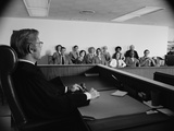 Judge Addressing Jury in Courtroom Photographic Print by H. Armstrong Roberts