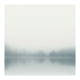 Distant Shore Print by Nicholas Bell