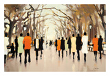 Poet's Walk Plakater av Lorraine Christie