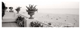 Positano Terrazza Vista Art by Alan Blaustein