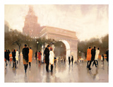 Monumental Day Print by Lorraine Christie
