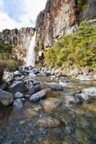 Taranaki Falls Fotografisk trykk av Matthew Williams-Ellis