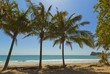 Playa Garza Beach Photographic Print by Rob Francis
