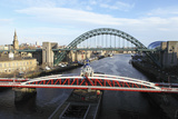 River Tyne Photographic Print by Stuart Forster