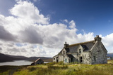 Abandoned Croft Near the Village of Lacasaidh (Laxay) Photographic Print by Lee Frost