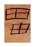 Sans Titre, 2013 Serigraph by Clement Garnier