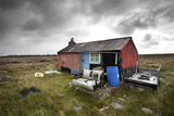 Once Used as Temporary Summer Accommodation by Farmers While Grazing their Livestock on Common Land Photographic Print by Lee Frost