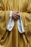Catholic Priest, Paris, France, Europe Photographie par  Godong