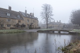 A Misty and Frosty Winters Morning Photographic Print by Charlie Harding