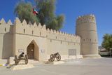 Sultan Bin Zayed Fort, Now the Al-Ain Museum, Al Ain, Abu Dhabi, United Arab Emirates, Middle East Photographic Print by Frank Fell