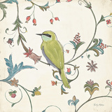 Birds Gem IV Prints by Emily Adams