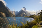 Mitre Peak Photographic Print by Matthew Williams-Ellis