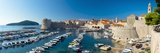 Old Harbour and Town (Stari Grad), UNESCO World Heritage Site, Dubrovnik, Dalmatia, Croatia, Europe Photographic Print by Alan Copson