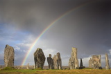Standing Stones of Callanish Bathed Photographic Print by Lee Frost