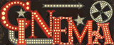Movie Lights I Affiches par  Pela