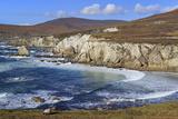 Coastline on Atlantic Drive Photographie par Richard Cummins