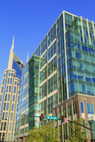 Suntrust Plaza and 333 Commerce Tower Photographic Print by Richard Cummins