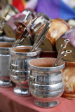 Mate Cups for Sale at the Market in Purmamarca Photographic Print by Yadid Levy