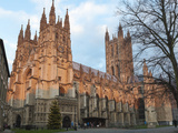 Canterbury Cathedral Photographic Print by Charlie Harding