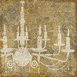 Faded Ornate I Gray Art by Pela Studio