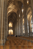 Inside Canterbury Cathedral Photographic Print by Charlie Harding