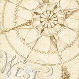 Coast to Coast Sepia IV Prints by Daphne Brissonnet