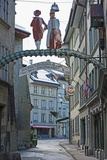 Old Town, Fribourg, Switzerland, Europe Photographic Print by Christian Kober