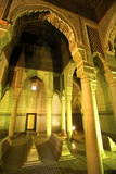 Saadian Tombs, UNESCO World Heritage Site, Marrakech, Morocco, North Africa, Africa Photographic Print by Neil Farrin