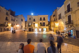 Town Piazza, Bari, Puglia, Italy, Europe Photographic Print by Christian Kober