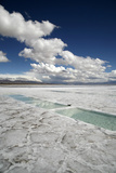 Salinas Grandes, Jujuy Province, Argentina, South America Photographic Print by Yadid Levy