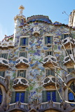 Casa Batllo, UNESCO World Heritage Site, Barcelona, Catalonia, Spain, Europe Photographic Print by Mark Mawson