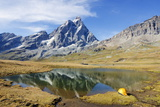 Monte Cervino (The Matterhorn), Breuil Cervinia, Aosta Valley, Italian Alps, Italy, Europe Photographic Print by Christian Kober
