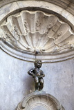 Mannekin Pis, Brussels, Belgium, Europe Photographic Print by Neil Farrin