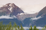 Hudson Bay Mountain and Kathlyn Glacier, Smithers, British Columbia, Canada, North America Photographic Print by Michael DeFreitas