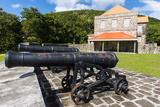 Old British Fort Shirley, Dominica, West Indies, Caribbean, Central America Photographic Print by Michael Runkel