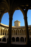 Castell De Bellver, Palma, Mallorca, Spain, Europe Photographic Print by Neil Farrin