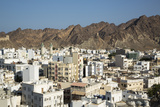 Mutthra District, Muscat, Oman, Middle East Photographic Print by Angelo Cavalli