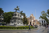 Plaza San Martin, Cordoba City, Cordoba Province, Argentina, South America, South America Photographic Print by Yadid Levy