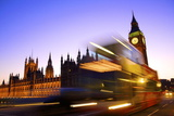 House of Parliament, Westminster, London, England, United Kingdom, Europe Photographic Print by Neil Farrin