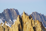 Aiguille Du Midi Cable Car Station, Haute-Savoie, French Alps, France, Europe Photographic Print by Christian Kober
