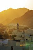 Angelo Cavalli - Mutthra District, Muscat, Oman, Middle East - Fotografik Baskı