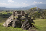 Tonina Archaeological Zone, Chiapas, Mexico, North America Photographic Print by Richard Maschmeyer